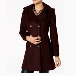 Michael Kors Doubled Breasted Peacoat